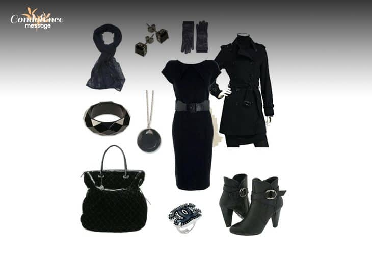 What should women wear at a funeral