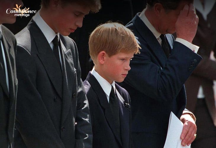 What apparels should children wear at a funeral
