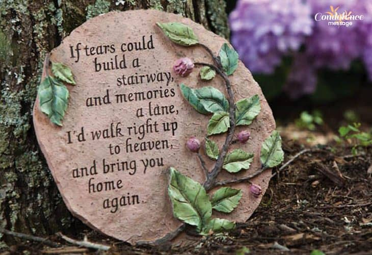 Send the best recalling gift to cherish the remembrance when someone dies